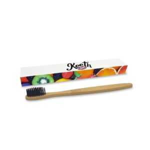 Bamboo whitening toothbrush